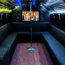 Book Party Bus Services Online